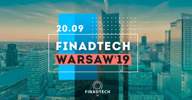 Finadtech Warsaw 2019