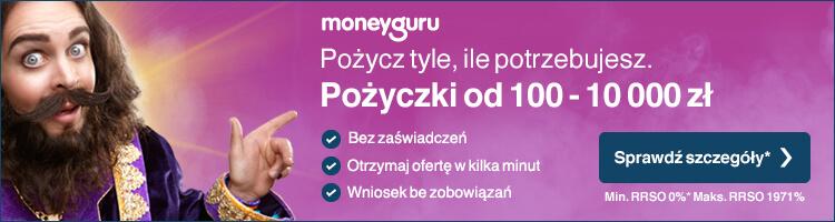Money Guru oferta